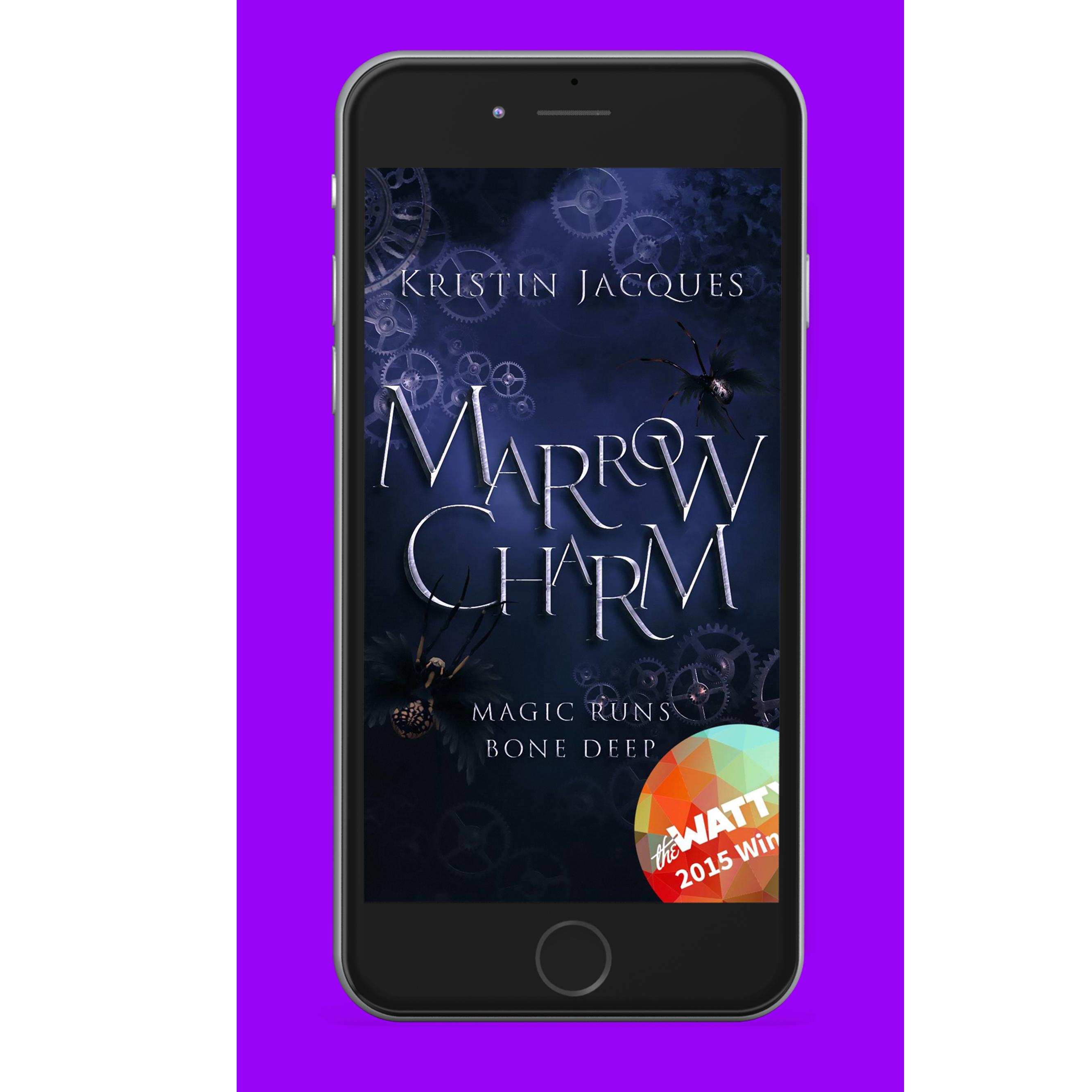 Read Marrow Charm by Kristin Jacques | www.kristinjacques.com
