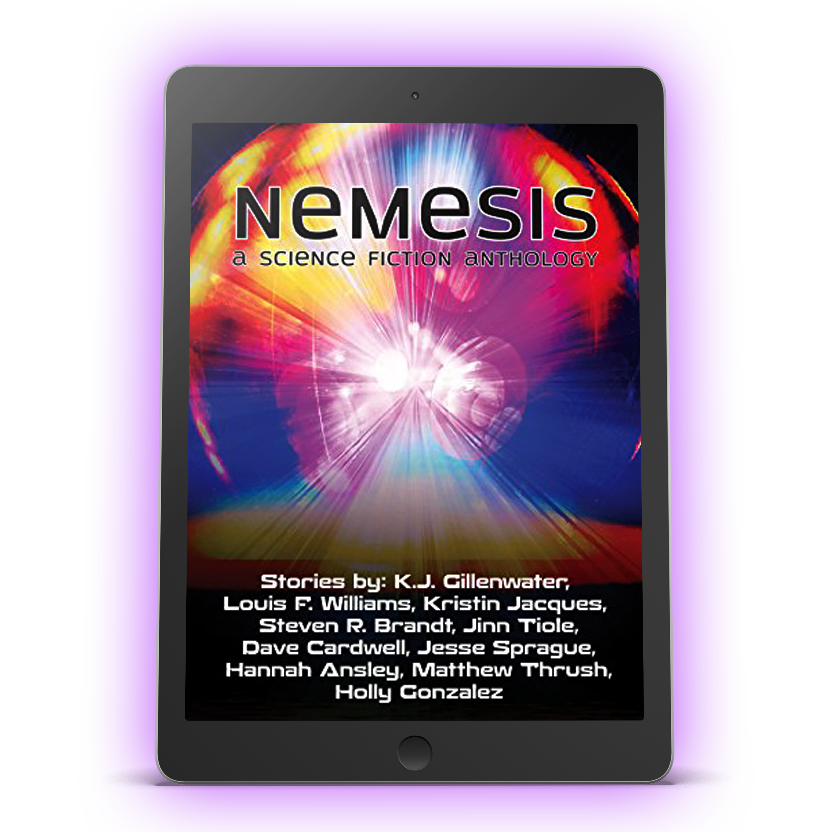 Read Nemesis: A Science Fiction Anthology | www.kristinjacques.com