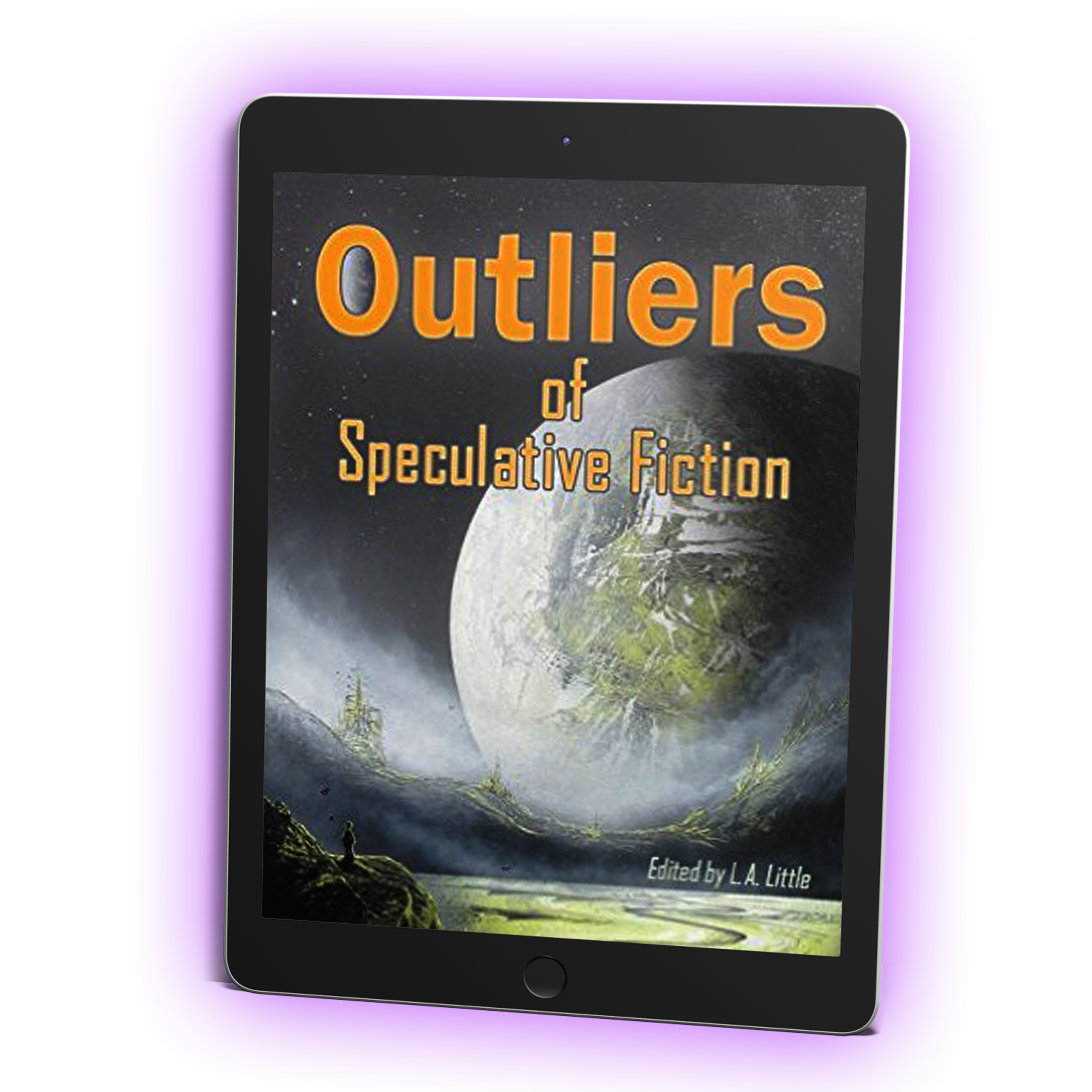 Read Outliers of Speculative Fiction | www.kristinjacques.com
